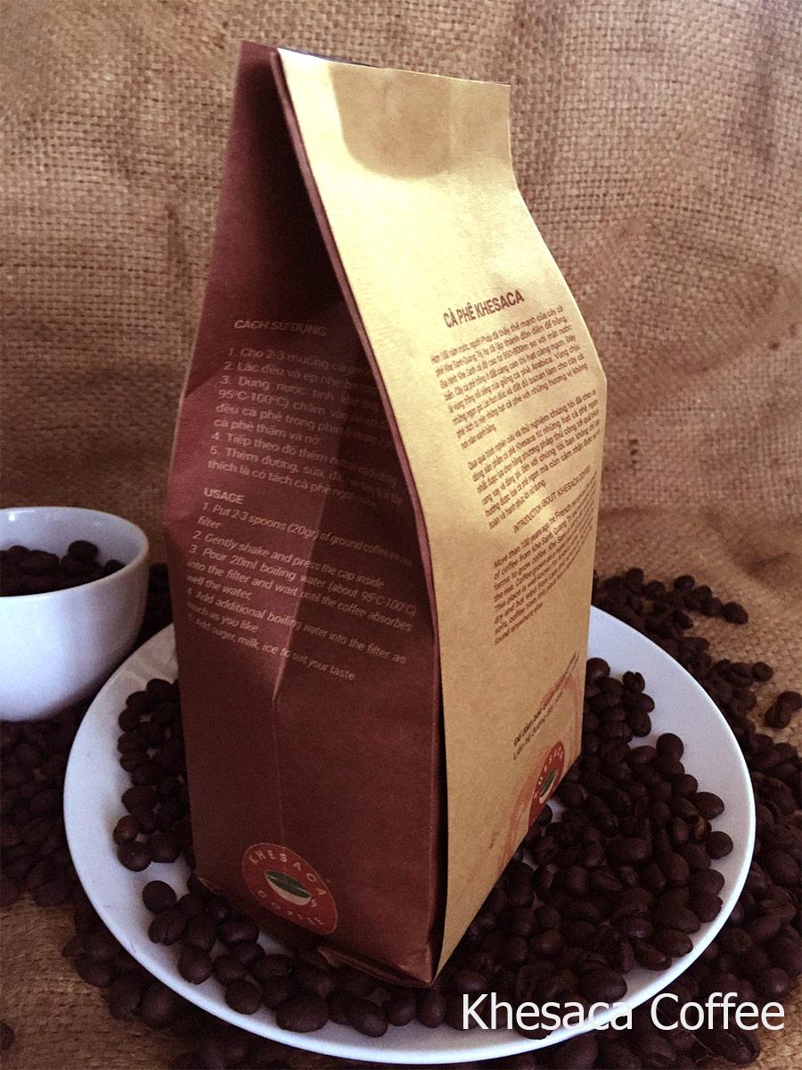 Các vùng nguyên liệu cà phê tại Việt Nam