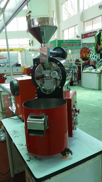 Cà phê rang xay nguyên chất tại Hà Nội